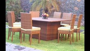 Muebles, Para, Terraza, Y, Jardin