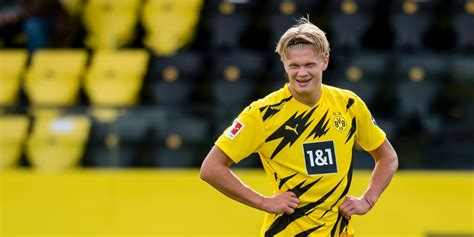 May 28, 2021 · erling haaland has vowed to respect borussia dortmund's wishes when it comes to any decision on his future, with the norwegian frontman not about to push for a move in the summer transfer window. Haaland sorprendió al nombrar a los 3 delanteros que más ...