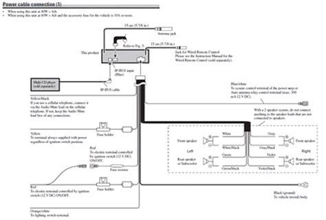 Wiring Diagram For Pioneer Deh