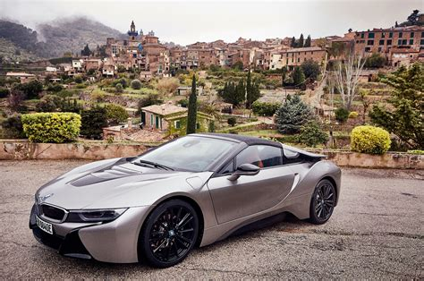 2019 Bmw I8 Roadster First Drive Back To The Future