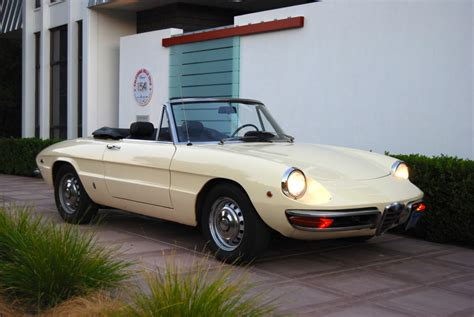1969 Alfa Romeo Spider by 2 Liter 1969 Alfa Romeo Spider For Sale On Bat Auctions