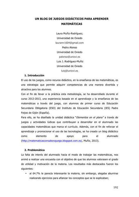 Talleres para desarrollar el talento matematico. Juego Matematico Nivel Secundaria - 5 Juegos Matematicos ...