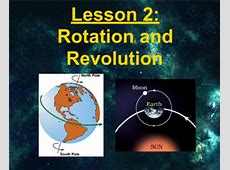 Science Rotation and Revolution