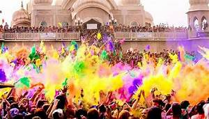 10 Best Places to Celebrate Holi