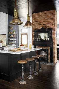 15, Black, Kitchen, Cabinets, That, You, U0026, 39, Ll, Swoon, For