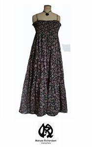 robe longue voile noir liberty a fines bretelles grande With robe taille 54