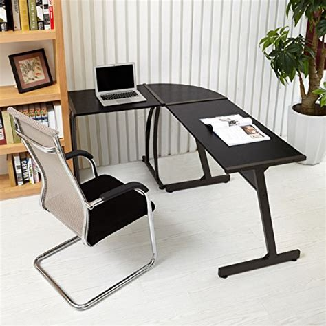 Computer Table For Office Use by Office Corner Desk Coavas L Shaped Office Wood Desk Large