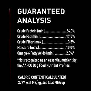 Crave High Protein Beef Grain Free Dry Dog Food 22