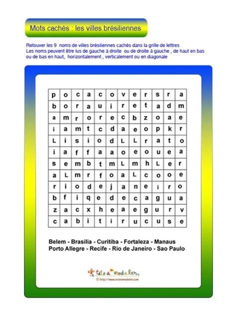 chambre de bonne 16 jeux de mots cachés a imprimer