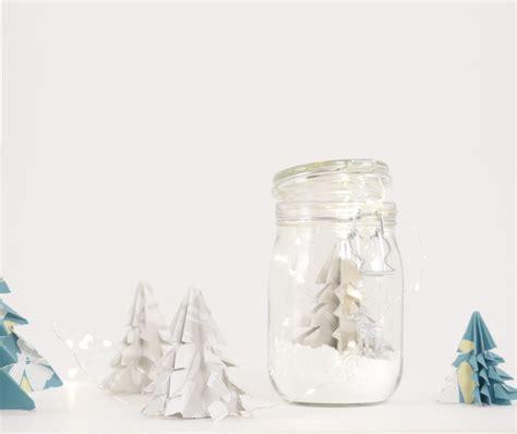 origami comment faire  sapin en papier marie claire