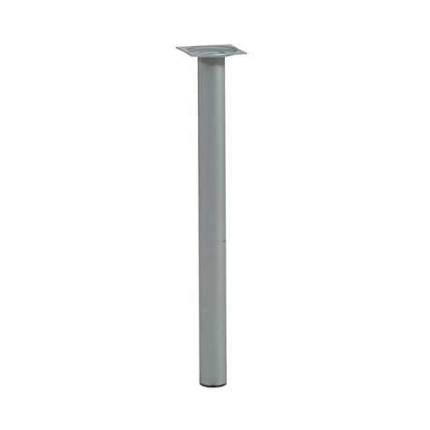 pied de table cuisine pied de table de cuisine hauteur 75 cm à l 39 unité p60