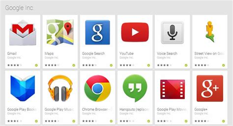 gmail apps for android relaxes android guidelines for smartphone makers