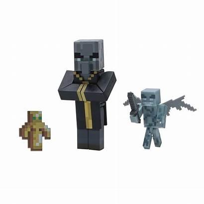 Minecraft Evoker Figures Action Toys Figurka Pack
