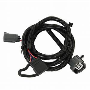65 U0026quot  Trailer Hitch Wiring Thicker Copper Wire Harness Kit 4