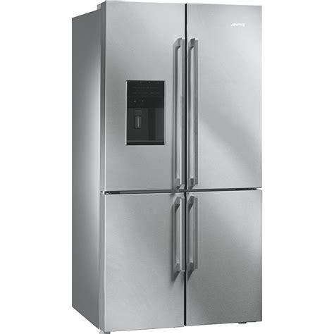 frigorifero 4 porte frigorifero libera installazione fq75xped smeg it