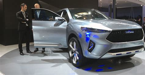 Haval Hb02, Hr02 Suv Concepts Preview Future Styling