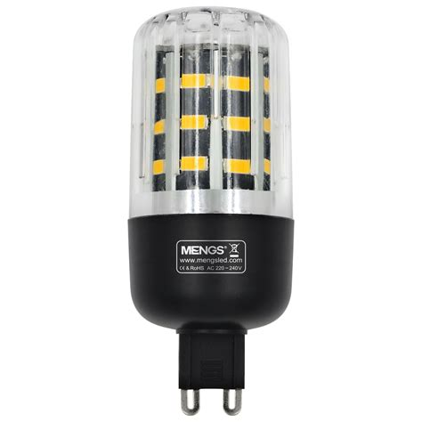 mengsled mengs 174 g9 5w led corn light 29x 5730 smd with