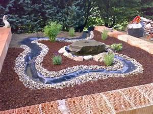 Wasserlauf Im Garten : 99 bachlauf selber bauen ideen ~ Orissabook.com Haus und Dekorationen