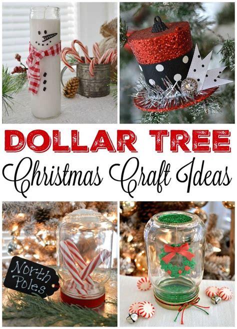 Best 25+ Dollar Tree Christmas Ideas On Pinterest Dollar