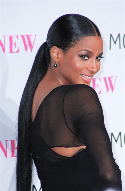 Ponytail Hairstyles For Black Hair by Ponytail Hairstyles For Black Fashions