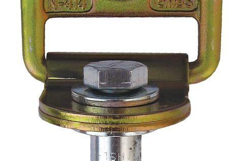 Capital Safety   Protecta concrete D ring anchor bolt