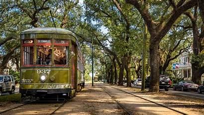 Orleans Nueva Louisiana Visita Regular Down History