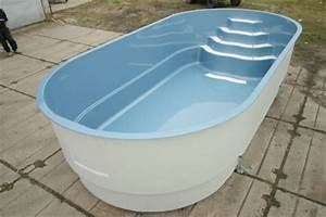 Laminátové bazény výroba