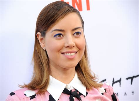 Aubrey Plaza Has Some Strong Opinions About Typing In All