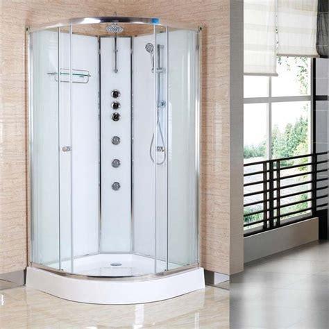 shower cabin polar white opus quadrant shower cabin buy at