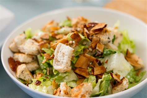 cesar cuisine recette de salade césar végétalienne selon bob le chef l 39 anarchie culinaire
