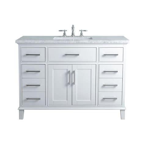 stufurhome   leigh single sink bathroom vanity