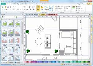Design a software sofa design for House floor plan drawing software