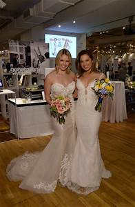 sara haines in new york magazine39s new york weddings event With ginger zee wedding dress