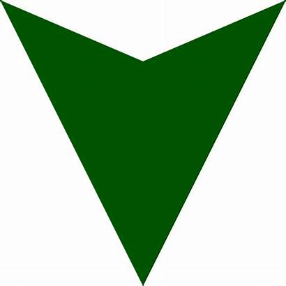Svg Arrow Down Dark Template Pointing Commons
