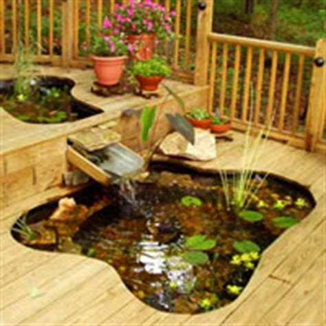 backyard deck ideas cool pools  ponds bombay outdoors