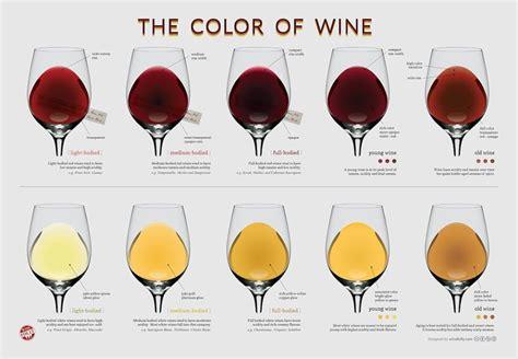 tasting colors the wine color chart bordeaux apartment