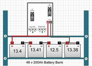 96v  200ah Battery Bank Imbalance  U2014 Northernarizona