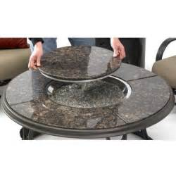 outdoor greatroom company 42 inch chat propane pit