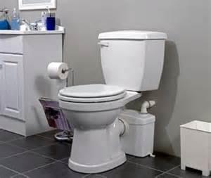 Macerator Pump For Basement Bathroom top toilet 2011 abode