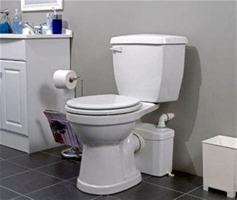 Macerator For Basement Bathroom by Top Toilet 2011 Abode