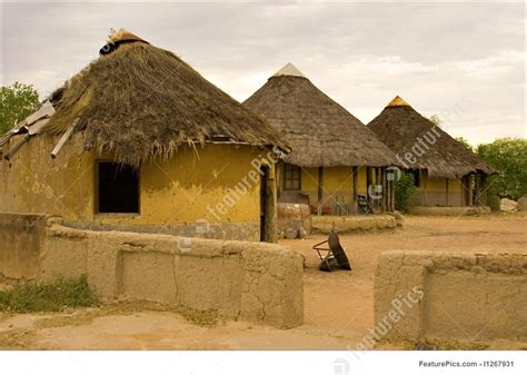 house plan creator traditional huts stock photo
