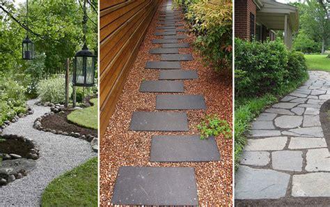 Classic Diy Garden Walkway Projects
