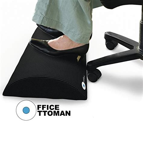 desk foot rest foot rest desk non slip ergonomic foam cushion