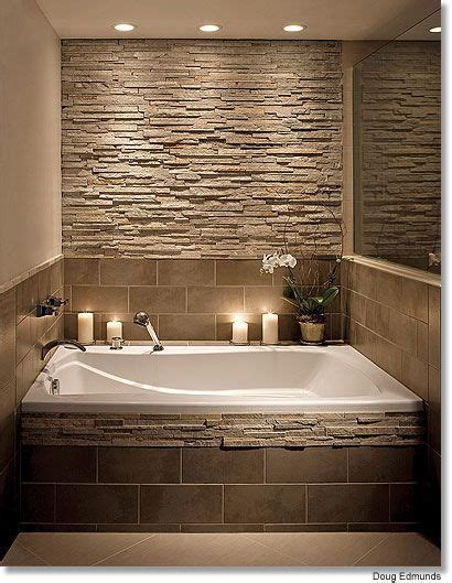 bathroom wall and tile around the tub i d probably