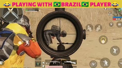 Playing With 🇧🇷brazil Playerfunny Moments With Brazil