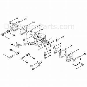 Stihl 009 Chainsaw  009miniboss Usa   Parts Diagram  F