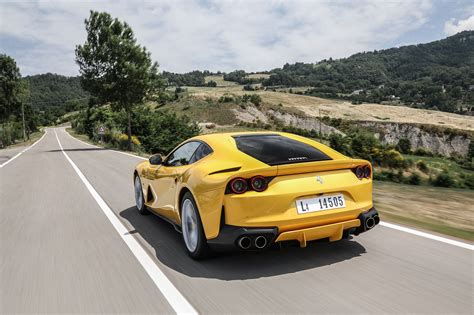 Review 812 Superfast 812 superfast 2017 review car magazine
