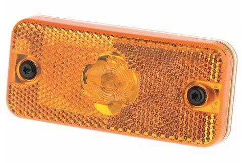 britax si鑒e auto britax side marker bulb l with reflex reflector 639 00 24v