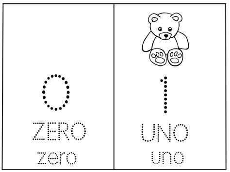 disegni numeri da colorare per bambini le flash card dei numeri da colorare mamma e casalinga