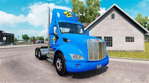 Uship Skin For The Truck Peterbilt For American Truck